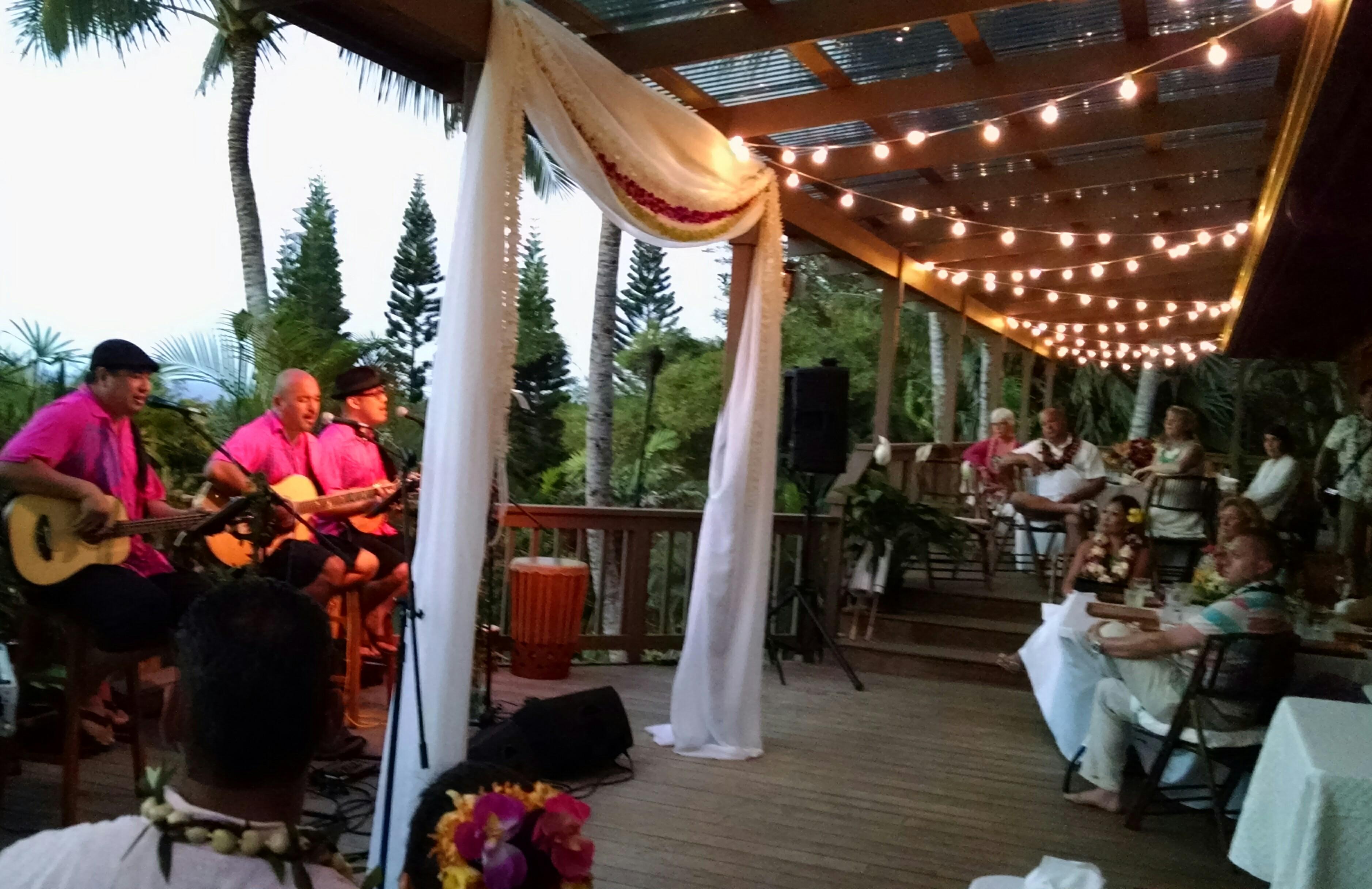Wedding ET Events Kauai