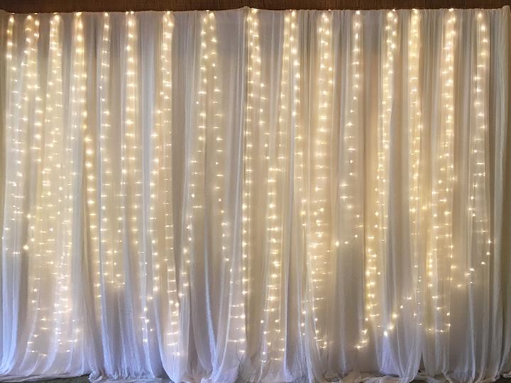 Sound Bar Background Lighting - ET Events K...